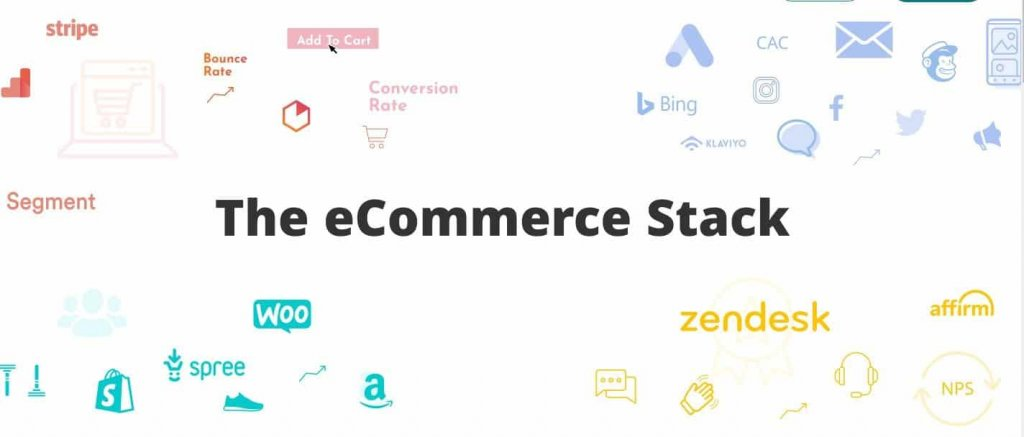 E Commerce STACK-TECH
