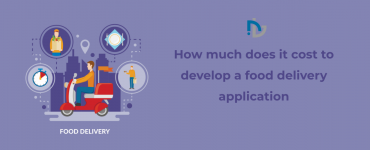 How much does it cost to develop a food delivery application