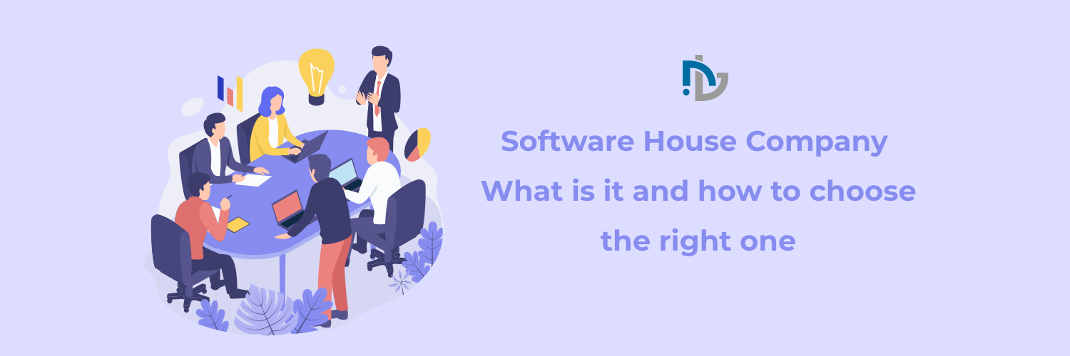 Software House Company - What is it and how to choose the right one