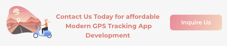 Develop GPS tracking App