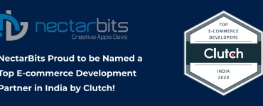 Top E-commerce Development Partner in India by Clutch!