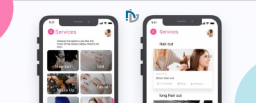 Beauty Salon App Development