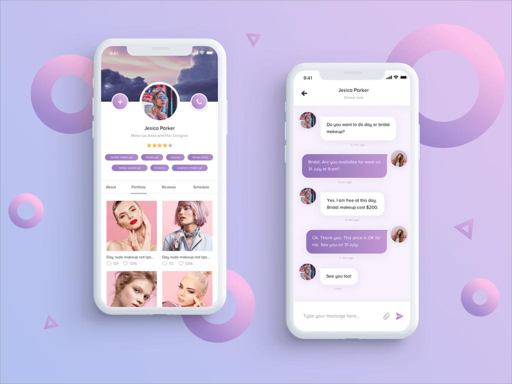 Salone app Solution