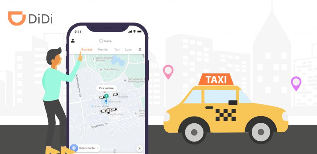 DIDI-taxi-booking-app