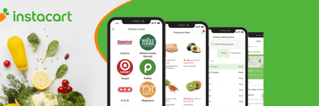 Hyperlocal Delivery - E commerce On demand Grocery App Platform