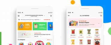 on demand Grocery shopping App Development