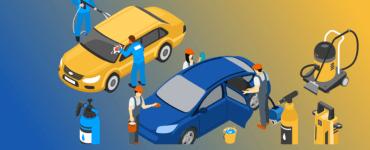 Taxi app Car Wash app