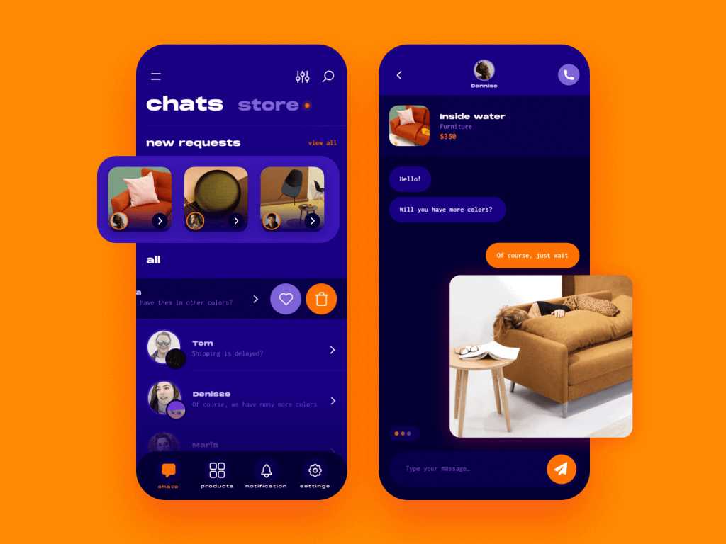 Future of Consultation Marketplaces Features In-App Chats