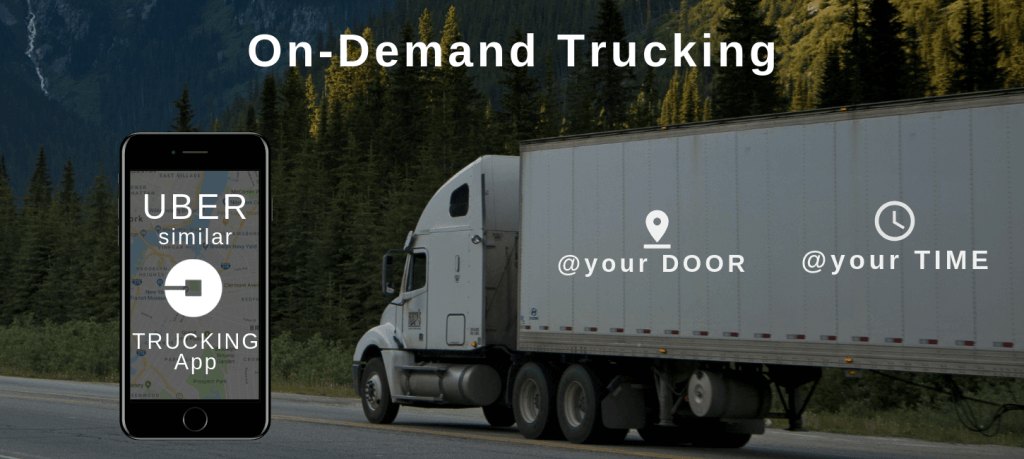 On Demand truck Solution