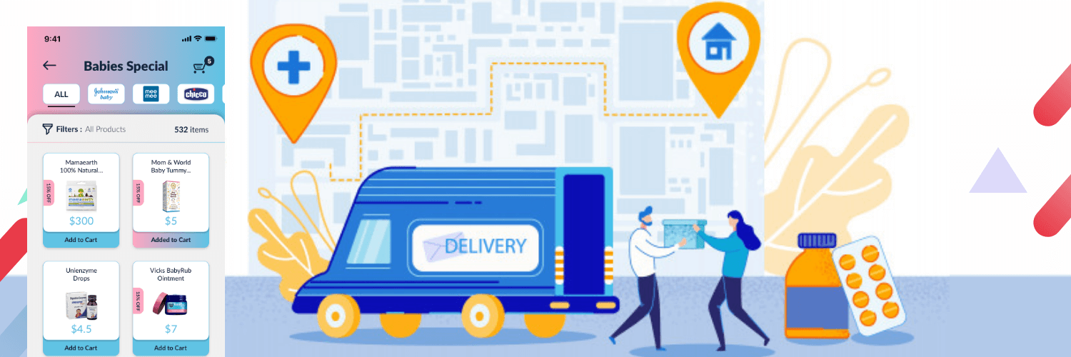 NCT -On-Demand Pharmacy Delivery Solutions