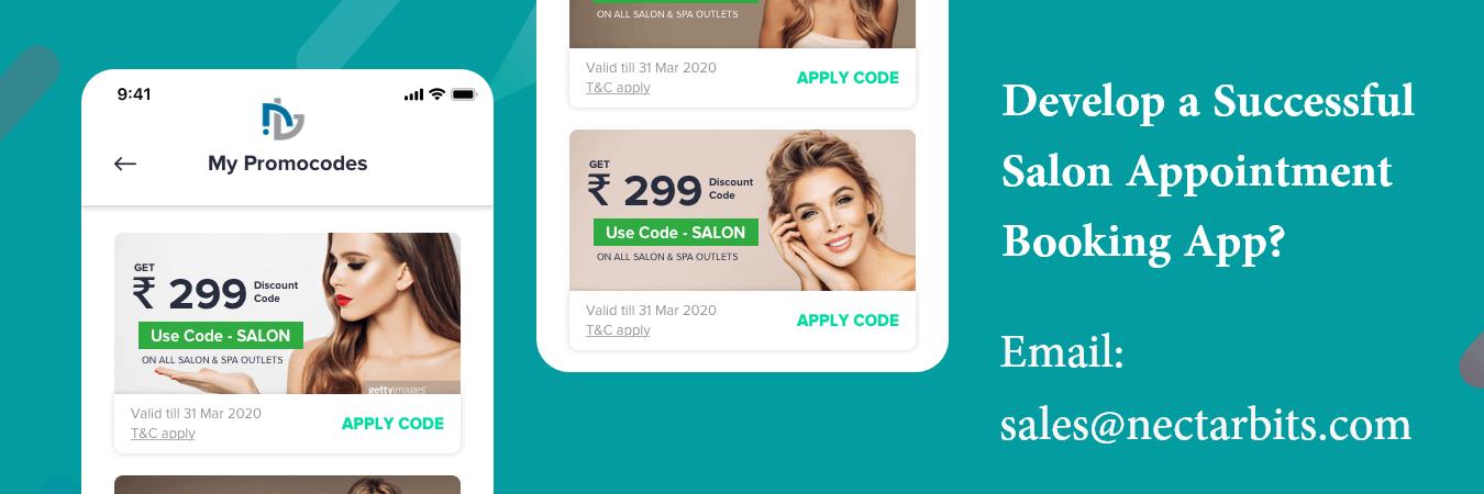 CT - salon app development
