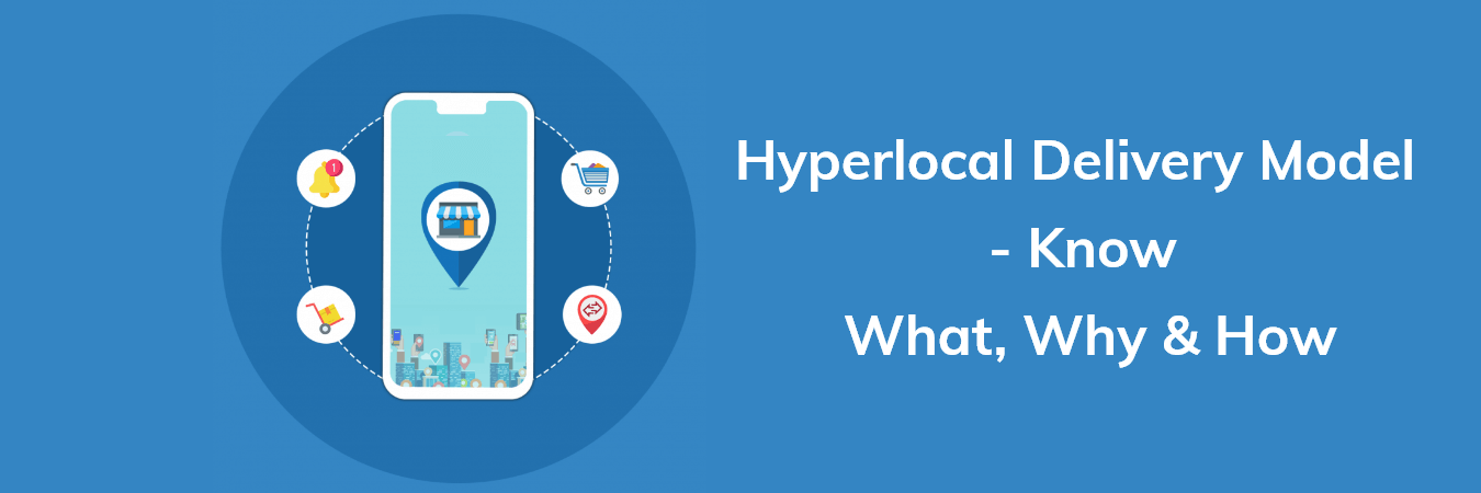 NTC - Hyperlocal Delivery Model