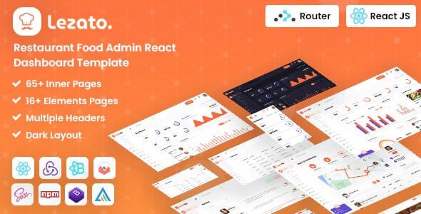 React.JS template