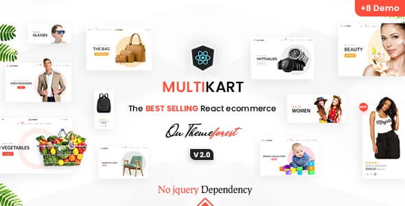 multi-purpose Ecommerce store